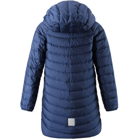 Reima Filpa Down Jacket Flickor Navy